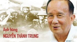 """Anh hùng Nguyễn Thành Trung: """"Tôi day dứt vì không được chiến đấu lấy lại Hoàng Sa!"""""""