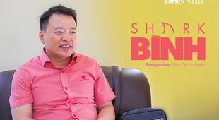 """Shark Bình: """"Muốn thành công hãy đọc lịch sử"""""""