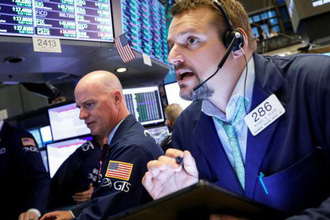 Thị trường chứng khoán Mỹ tiếp tục giảm nhẹ bất chấp mùa báo cáo kinh doanh đầy lạc quan