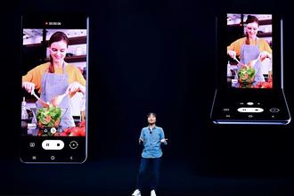 Samsung sẽ tung thêm nhiều mẫu smartphone màn hình gập trong năm 2020