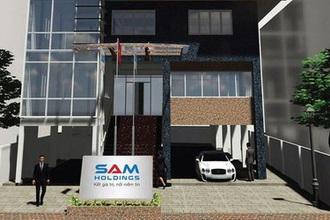 SAM Holdings muốn phát hành 93,5 triệu cổ phiếu, tăng vốn lên gần 3.500 tỷ đồng