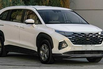 Hyundai Custo chuẩn bị ra mắt, dành riêng cho thị trường Trung Quốc