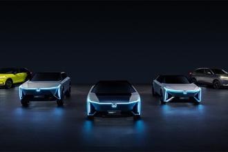 Honda ra mắt thiết kế mẫu xe điện e:N Series trong tương lai