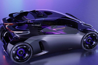 MG Maze - mẫu xe sở hữu thiết kế lấy cảm hứng từ... trò chơi điện tử