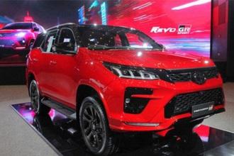 Toyota Fortuner GR Sport dự kiến về Việt Nam cuối tháng 10, nâng cấp nhiều về trang bị