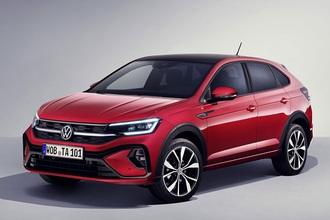 Volkswagen Taigo 2022 ra mắt cùng thiết kế trẻ trung, hiện đại