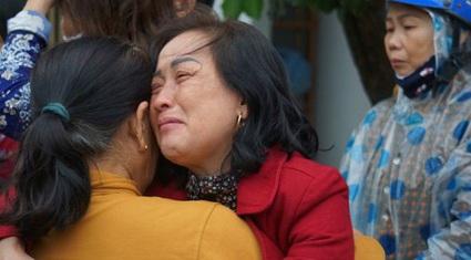 22 quân nhân Đoàn 337 bị đất lở vùi lấp: Nỗi đau những người phụ nữ ở lại