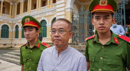 Ông Nguyễn Thành Tài và đồng phạm kháng cáo