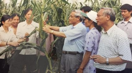 Ông Nguyễn Đức Triều - nguyên Chủ tịch T.Ư Hội Nông dân Việt Nam: Khơi dậy mạnh mẽ nguồn lực hội viên, nông dân