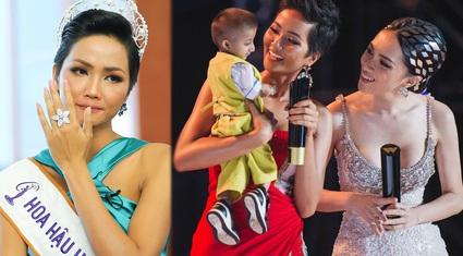 """Hoa hậu H'Hen Niê đau lòng khi nghe tin """"cậu bé tí hon"""" truyền cảm hứng K'rể qua đời"""