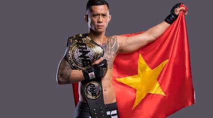 """Những võ sĩ gốc Việt lừng danh thế giới: (Kỳ 1) """"Chiến thần"""" Martin Nguyễn"""