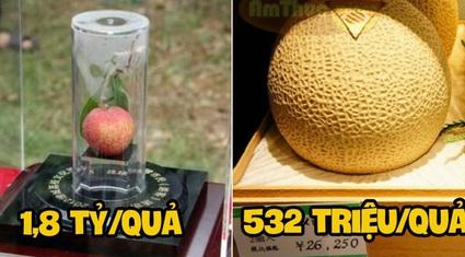 8 loại trái cây đắt nhất hành tinh, nghe giá là ngất