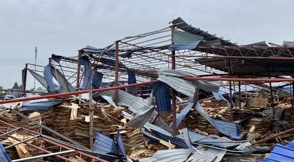 Lốc xoáy ở Vĩnh Phúc: Chuyên gia khí tượng lý giải ra sao?