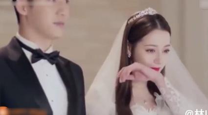 Hạnh phúc trong tầm tay tập cuối: Hoàng Cảnh Du nói gì khiến Địch Lệ Nhiệt Ba bật khóc trong đám cưới?