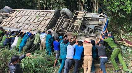 Vụ tai nạn giao thông khiến 5 người chết: Nạn nhân thứ 6 đã tử vong