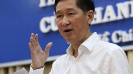 Trước khi bị khởi tố, ông Trần Vĩnh Tuyến có lịch làm việc dày đặc