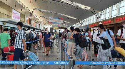 Hơn 200 khách du lịch kẹt tại Đà Nẵng được xử lý thế nào?