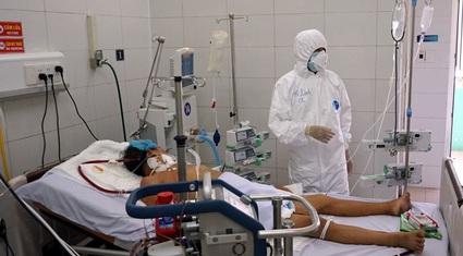 15 bệnh nhân Covid-19 rất nặng, nhiều bệnh lý nền, tiên lượng xấu