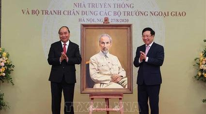 75 năm ngoại giao việt Nam: Thủ tướng nêu 5 nhiệm vụ chính trị của ngành ngoại giao