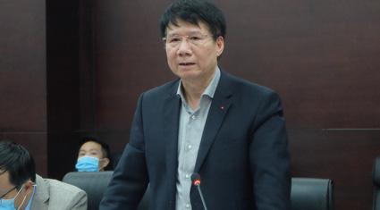 """Thứ trưởng Bộ Y tế: """"Đà Nẵng có vị trí đắc địa, nguy cơ đối mặt việc bùng phát dịch Covid-19 là hiện hữu"""""""
