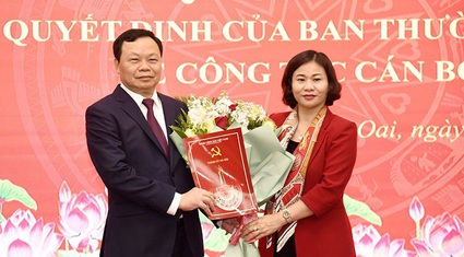 Hà Nội: Người vừa được điều động giữ chức vụ Bí thư Quận ủy Đống Đa là ai?