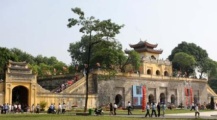 Hà Nội: Sẽ đưa Khu di tích Hoàng thành Thăng Long trở thành công viên di sản của thủ đô