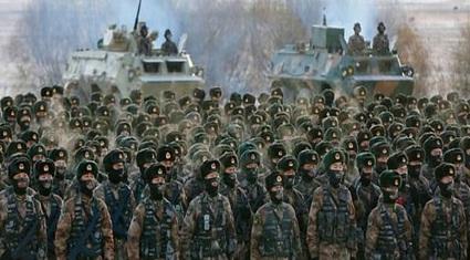 Tướng Trung Quốc kêu gọi tăng ngân sách quân sự để đấu với Mỹ