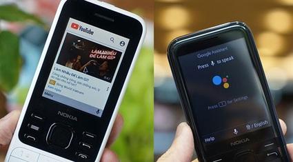 Loạt điện thoại Nokia 'cục gạch' giảm giá mạnh: Pin trâu, hỗ trợ 4G, lướt web cực ngon