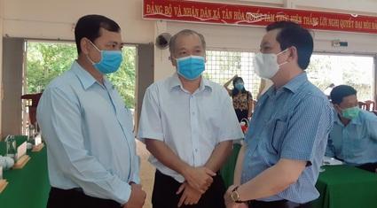 Phó Chủ tịch Thường trực T.Ư Hội Nông dân Việt Nam: Cam kết thực hiện 4 nhiệm vụ trong chương trình hành động