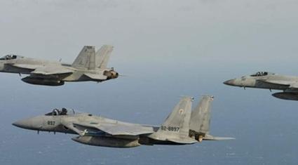Nhật Bản không trang bị tên lửa của Mỹ cho tiêm kích F-15 vì lý do này