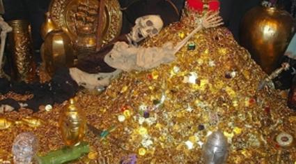 Bật mí kho báu đầy vàng của cướp biển khiến hàng trăm người điên cuồng săn lùng suốt 200 năm