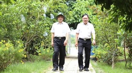 Những vị khách đặc biệt của Dân Việt