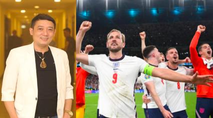 """Danh hài Chiến Thắng: """"ĐT Anh không vô địch EURO 2020 sẽ là cú sốc"""""""