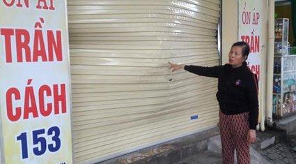 Nhân chứng vụ nổ tại Vinh: Nhà rung bần bật, kính văng tung tóe