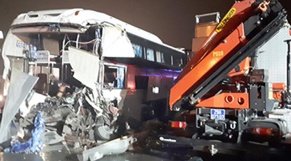 Sau vụ xe cứu hỏa bị đâm trên cao tốc: Bộ GTVT sẽ sửa đổi luật?