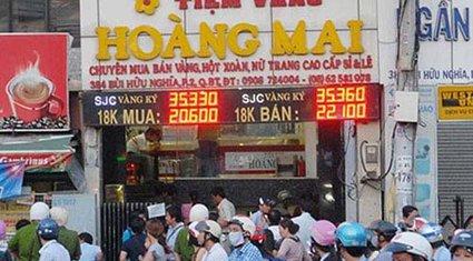 Vụ tiệm vàng Hoàng Mai: Người bị phạt 400 triệu viết gì trong đơn khiếu nại?