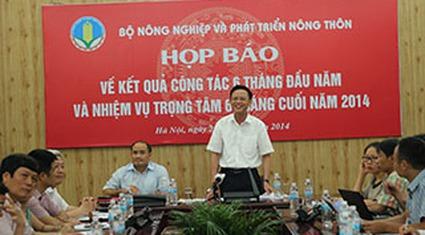 Bộ NNPTNT khẳng định Vinafood II không hối lộ quan chức Philippines