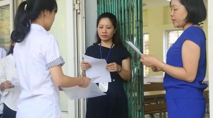 """Vì sao lại """"lọt"""" đề thi THPT Quốc gia 2019 tại Phú Thọ?"""