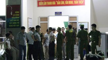 Vụ công an bắt kiểm lâm ở Thanh Hóa: Yêu cầu làm rõ trách nhiệm người đứng đầu