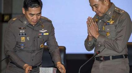 Cảnh sát Thái Lan khép lại vụ đánh bom Bangkok, tự nhận thưởng lớn