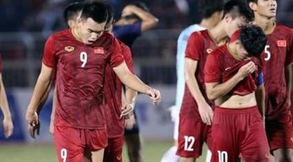 """""""Không thể ngờ có ngày bóng đá Việt Nam lại thua Campuchia"""""""