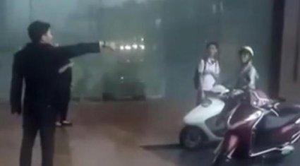 """Vụ bảo vệ """"đuổi người trú mưa"""": Đại diện KS Grand Plaza lên tiếng"""