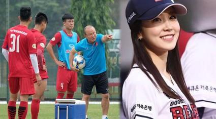Thầy trò HLV Park Hang-seo khiến MC xinh đẹp đài SBS muốn làm điều này