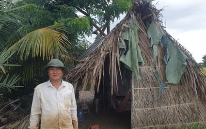 Sóc Trăng: Lạ, ông nông dân tỷ phú ngủ ở chòi lá xơ xác, trồng thứ cây như hành, bỏ hàng tỷ làm từ thiện