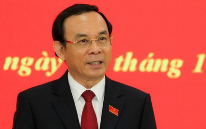 """Bí thư Thành ủy TP.HCM Nguyễn Văn Nên: """"Công việc trước mắt rất đồ sộ và lớn lao"""""""