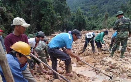 Quảng Bình: Tìm thấy thi thể 2 người đi rừng mất tích sau 14 ngày bị sạt lở ở khu vực rừng Thác Voi