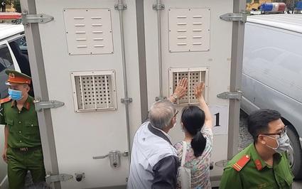 """Những hình ảnh """"biết nói"""" tại phiên tòa xét xử ông Đinh La Thăng và đồng phạm"""