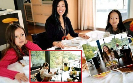 Có gì bên trong biệt thự ở Mỹ đẹp như khu nghỉ dưỡng cao cấp của Hồng Nhung?