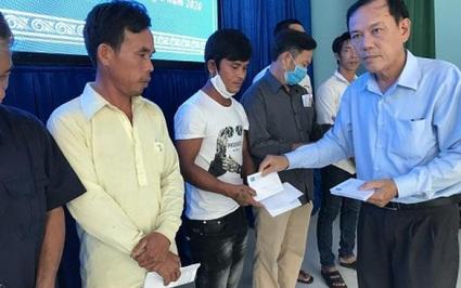 Quảng Nam: 2 tàu cá giá cả chục tỷ chìm ngoài biển, dân vẫn ra khơi