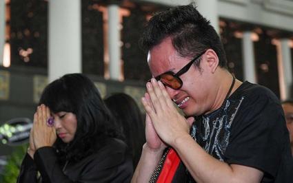 Nhạc sĩ Dương Thụ, Tùng Dương nghẹn lòng tiễn biệt nhạc sĩ Phó Đức Phương